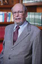 Advogado José Paulo Sepúlveda Pertence